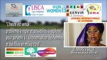 L'ADS pour l'autonomisation des femmes et des filles en milieu rural