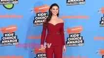 Kira Kosarin 2018 Kids' Choice Awards Orange Carpet