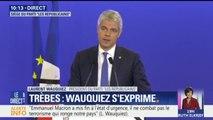 """Laurent Wauquiez sur le terrorisme: """"Je demande solennellement à Emmanuel Macron de sortir de sa coupable naïveté"""""""