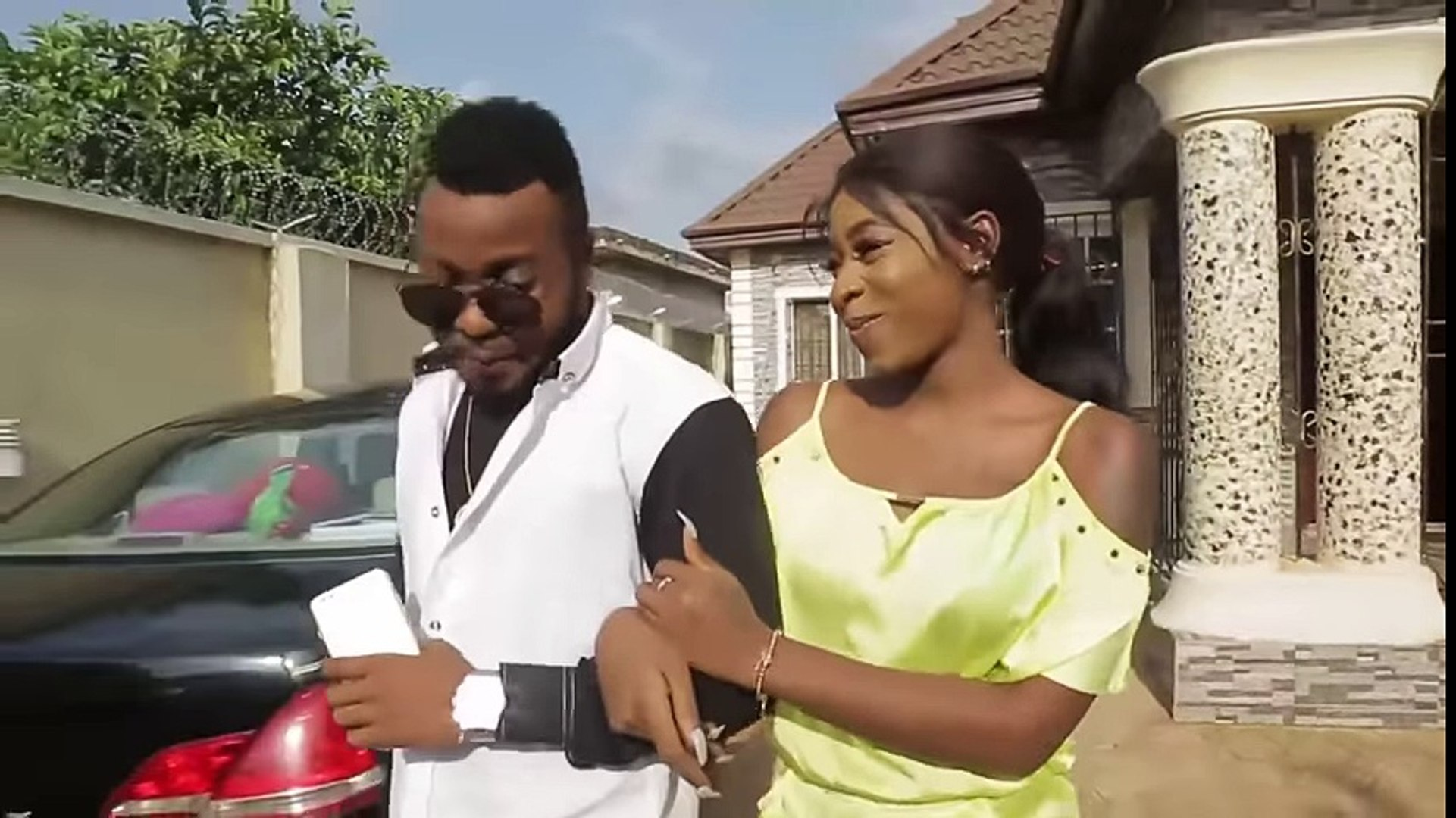 THE GATE MAN (COMEDY SKIT) (FUNNY VIDEOS) - Latest 2018 Nigerian Comedy- Comedy Skits- Naija Comedy