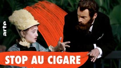 Stop au cigare - A Musée Vous, A Musée Moi – ARTE