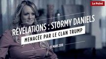 États-Unis : une star du porno évoque les menaces  du clan Trump