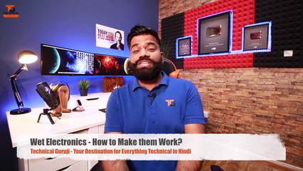 Wet Electronics - How to Make them Work__HD