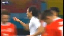 Wales vs Uruguay 0-1 Cavani Gol   China Cup Final   26/03/2018