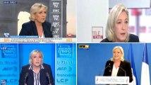 Toutes les fois où Marine Le Pen a demandé la démission de Gérard Collomb, Manuel Valls, Richard Ferrand…