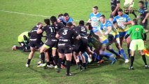 Provence Rugby / Aubenas : les temps forts