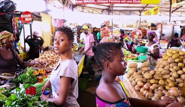 8 Mars : La femme Guinéenne en action