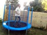Tentative de trampoline