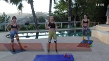 Full Body Dumbbell Workout - Strength training with Weights - Dumbbell Exercises