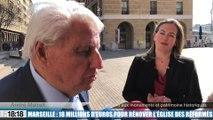 Marseille : 18 Millions d'euros pour rénover les Réformés