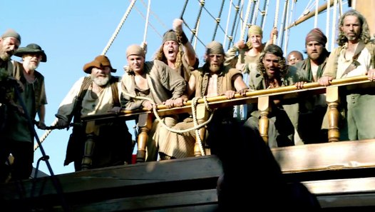 Black Sails Staffel 4 Stream