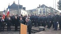 Hommage à Mayenne aux victimes des attaques terroristes dans l'Aude