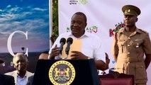 BREAKING NEWS: UHURU KENYATTA SAY will Work with Raila Odinga SAME OFFICE