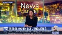 Attentat de Trèbes: la petite amie de Radouane Lakdim fichée S