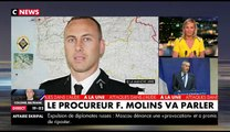 Attentats terroristes: La conférence de presse du Procureur M. Moulin