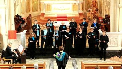 Extraits du Concert des Rameaux   Église de l'Emm (Metzeral-Sondernach), 25 mars 2018