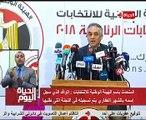 """""""الوطنية للانتخابات"""": الفنان حسين فهمى لم يدل بصوته فى الإمارات"""