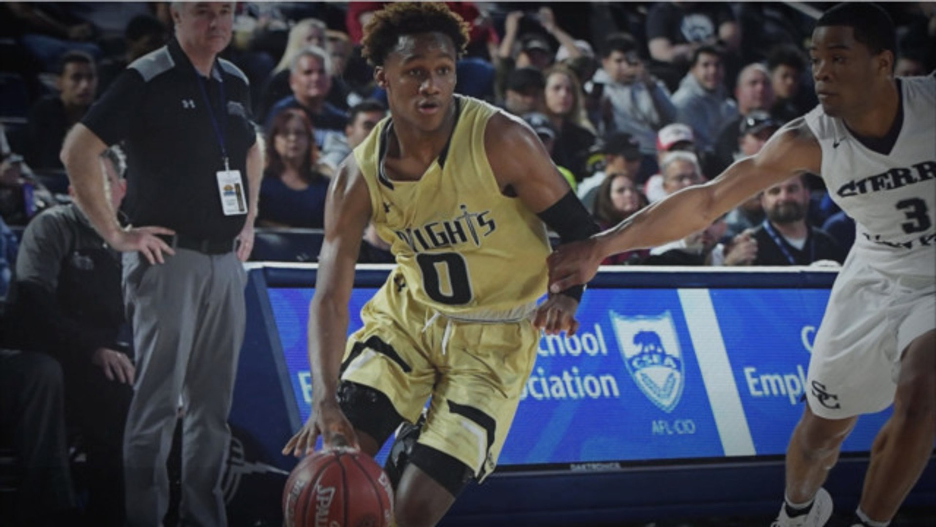 Bishop Montgomery Game Slideshow - February 24, 2018