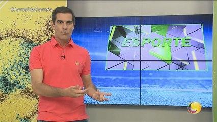 Jornal da Correio -Comentário esportivo - Serginho Montenegro -  26-03-18