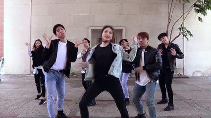 [Koreos] BTS 방탄소년단 - Danger Dance Cover 댄스커버