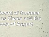 The Sword of Summer Magnus Chase and the Gods of Asgard c2259958