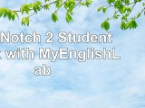 Top Notch 2 Student Book with MyEnglishLab 8968773c
