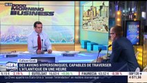 Anthony Morel: Des avions hypersoniques capables de traverser l'Atlantique en une heure - 27/03