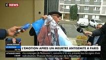 Très vive émotion après le meurtre antisémite de Mireille Knoll à Paris