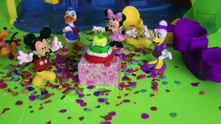 La casa de Mickey Mouse Juguete Cumpleanos de Mickey mouse