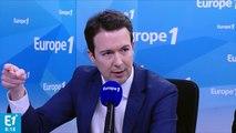 """Guillaume Peltier : """"Nous devons interner les fichés les plus dangereux """""""