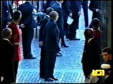 Elton John - Lady Diana Funeral - Arrival + Candle in the wind