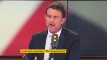 """""""On peut reprocher beaucoup de choses à Gérard Collomb, mais pas d'être naïf sur les questions de sécurité et de terrorisme"""" pour Manuel Valls, ancien Premier ministre, député apparenté #LREM de l'Essonne"""