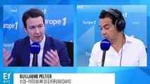 """Guillaume Peltier : """"Par principe, nous devons interner les fichés les plus dangereux"""""""