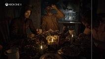 Resident Evil 7 - Comparatif Xbox One S / Xbox One X (4K)