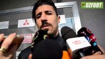 Bounedjah : Slimani reste le buteur de l'équipe