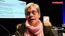 AG d'Agriculteurs de Bretagne. Trois questions à Danielle Even