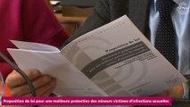 [Questions sur] La proposition de loi d'orientation et de programmation pour une meilleure protection des mineurs victimes d'infractions sexuelles