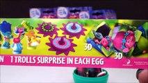 Dreamworks Trolls Series 4 Blind Bags Easter Plastic Surprise Eggs Bridget Baby
