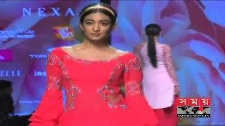 ভারতের নয়া দিল্লিতে হয়ে গেল 'অ্যামাজন ফ্যাশন উইক' | India News | Somoy Tv
