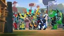 Transformers Robots in Disguise Saison 2.5 Episode 18 La vengeance de Starscream