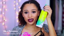 My Favorite Curly Hair Products + Hair Growth Tips!