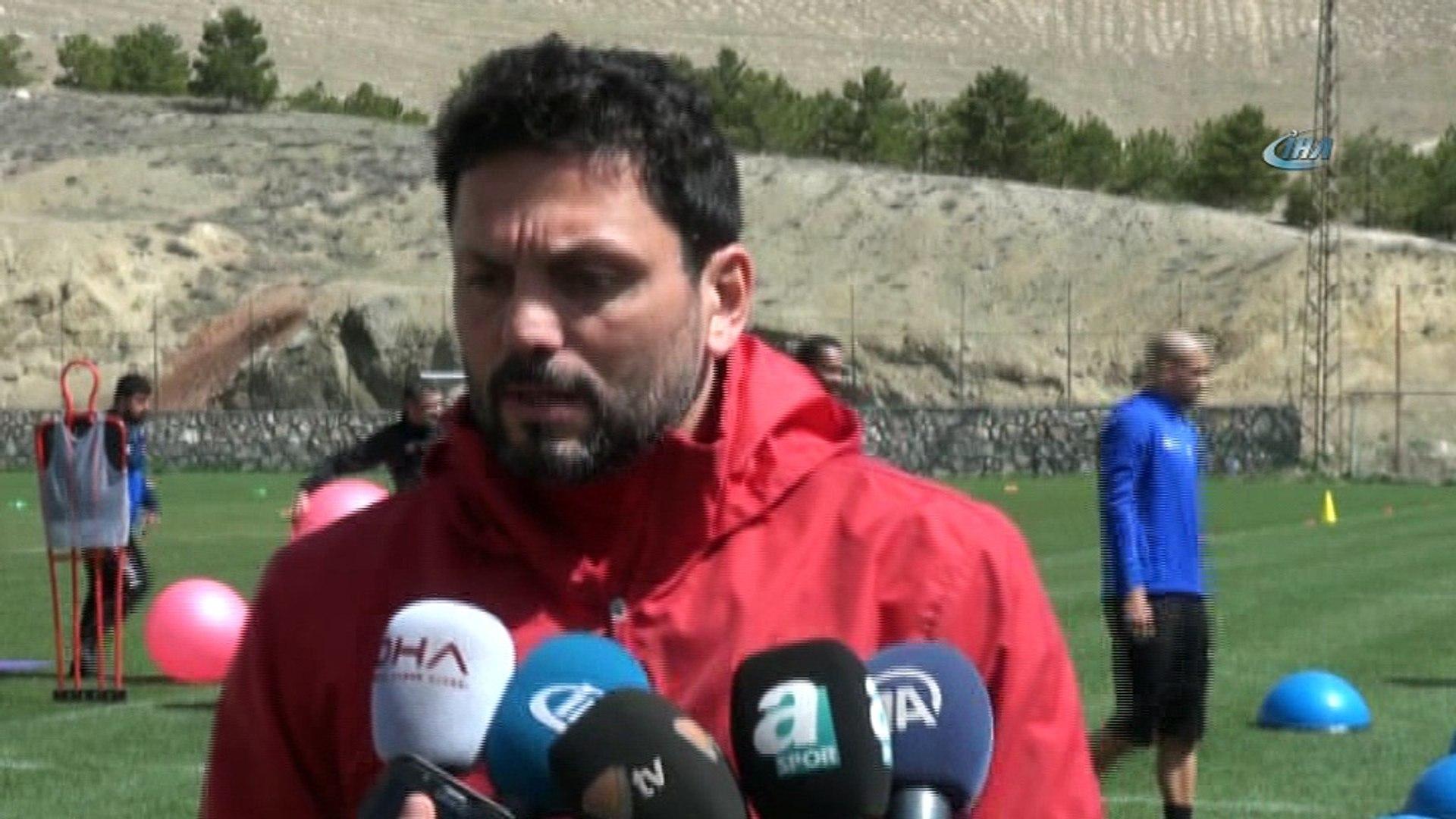Evkur Yeni Malatyaspor'da Erol Bulut'tan taraftara çağrı