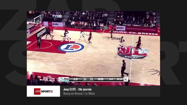 Le Zap Sports.fr du 27 mars