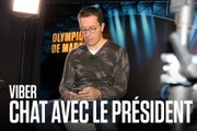 L'OM lance le second « Président Chat » !