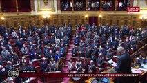 Attentat de Trèbes : l'hommage du Sénat aux victimes