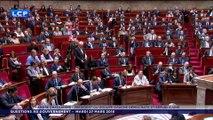 L'hommage de l'Assemblée nationale aux victimes des attentats de Trèbes et Carcassonne