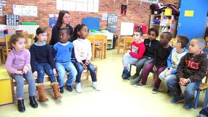 Assises de la maternelle : reportage à l'école Georges-Brassens de Noisy-le-Grand