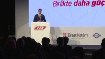 Fzk Mühendislik AŞ Tanıtım Töreni - Ziraat Bankası Genel Müdürü Aydın - Ankara