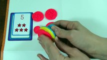 Learn 123 Numbers With PLAY DOH! Fun Educational 123 Numbers Video For Kids, Kindergarten, Toddlers