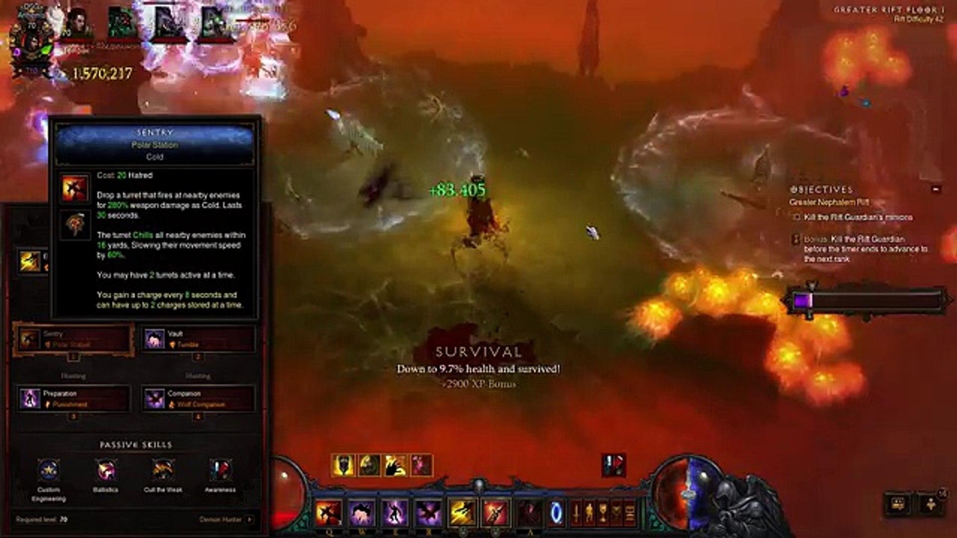 Marauder Demon Hunter Guide GR 40+ (Patch 2.1.2)
